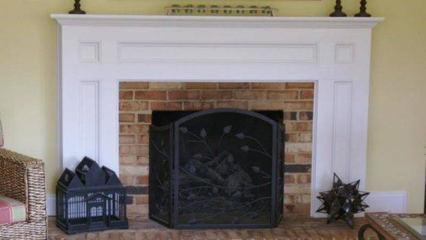 Fireplace Mantels Ridiculously Huge Mantel Help Diy