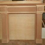 Fireplace Mantle Piece Ebrahim Joinery Skills