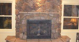 Fireplace Stone Question
