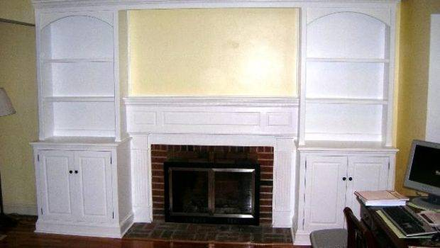 Fireplace Surround Ideas Home Pinterest