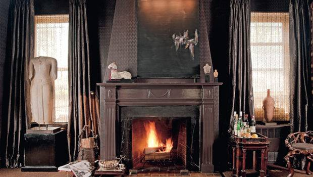 Fireplace Wall Decorating Ideas Decoration