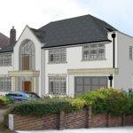 First One Off House Private Client Hadley Wood North London