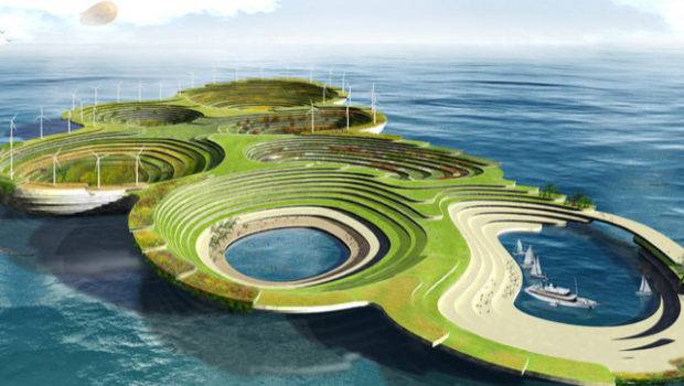 Floating Cities Life Water Magazine