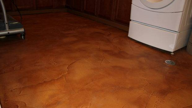 Flood Proof Your Basement Floor Decorative Concrete