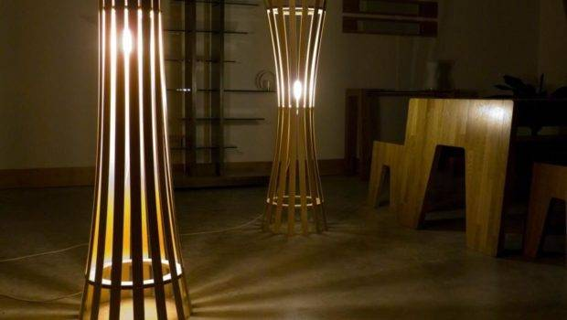Floor Lamp Article Ultra Modern