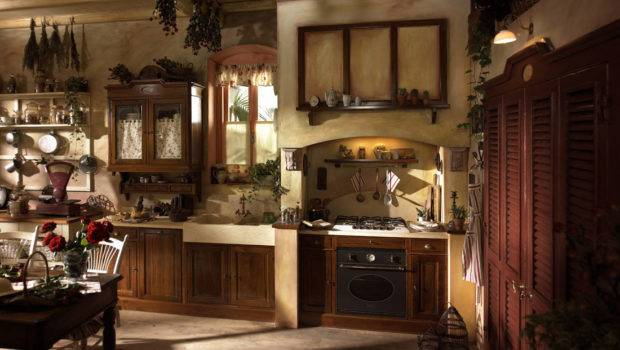 Floor Your Country Style Kitchen Should Traditional Wooden