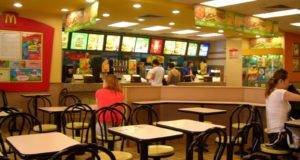 Food Restaurants Socially Mediated Spaces Mcdonald Effect
