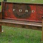 Ford Bench Cool Ideas Pinterest