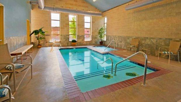 Foundation Dezin Decor Indoor Swimming Pool Design