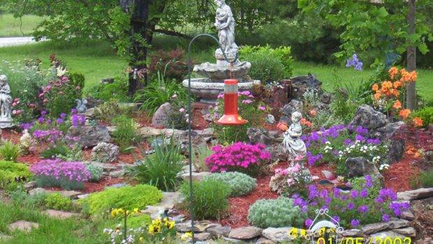 Fountain Garden Landscaping Bwalles