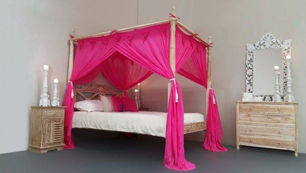 Four Poster Bed Canopy Mosquito King