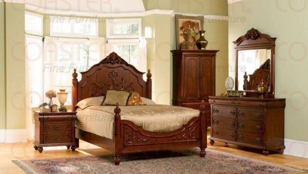 Four Poster Beds Bed Canopy Oak Country Bedroom