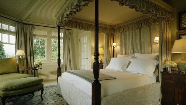 Four Poster Canopy Bed Photograph Robert Pisano Which