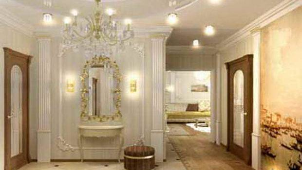 Foyers Contemporary Chandelier Best Decorating Ideas