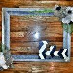 Frame Door Wreath Decorations Pinterest
