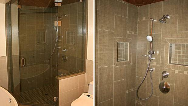 Frameless Glass Fully Enclosed Steam Shower Louvered Vent Window