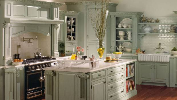 French Country Kitchen Cabinets Design Ideas Mykitcheninterior