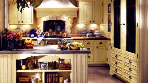 French Country Kitchen Decorating Ideas Home Garden
