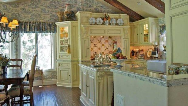 French Country Kitchens Kitchen Designs Choose Layouts