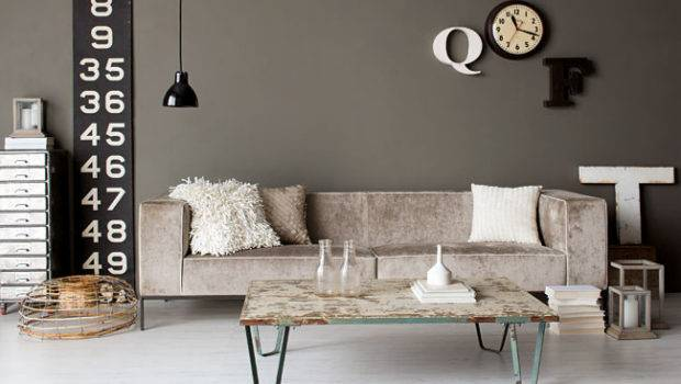 French Design Industrial Chic