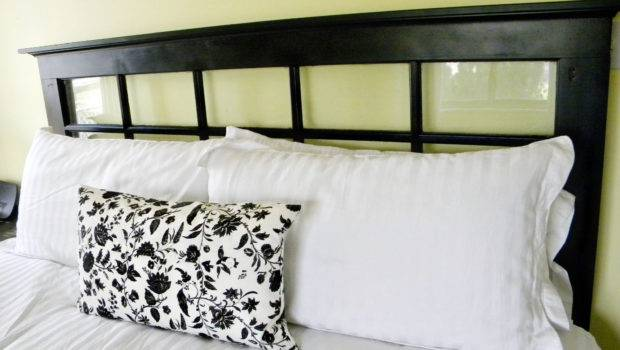 French Door Headboard Thewhitebuffalostylingco