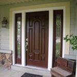 Front Door Designs Sideways Glass Homecaprice