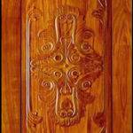 Front Door Kerala Model Wood Dsigns Design