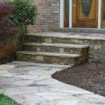 Front Door Steps Step Risers Patio Ideas