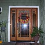 Front Doors Creative Ideas Craftsman Style