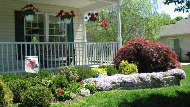 Front Yard Landscaping Easy Ideas