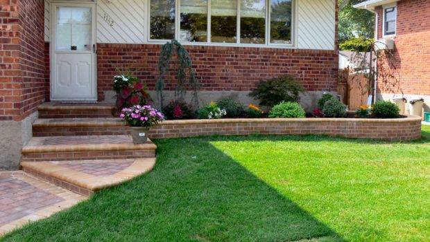 Front Yard Landscaping Ideas Low Water Social Network