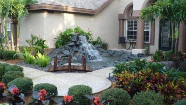 Front Yard Landscaping Ideas Olpos Design
