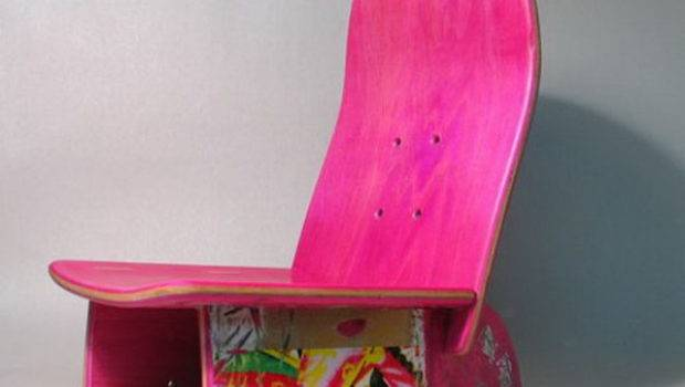 Fun Creative Skateboard Upcycling Ideas Hative