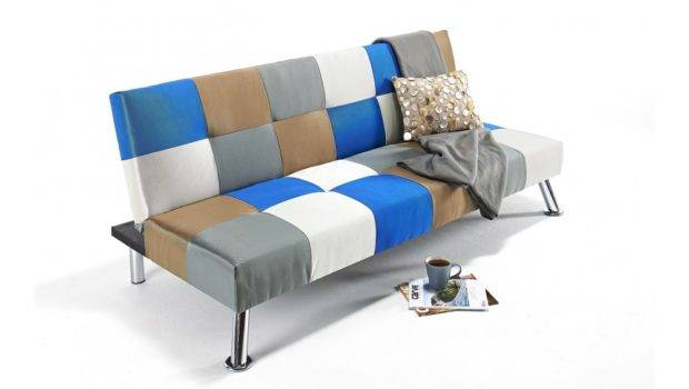 Funky Patch Work Sofa Bed World Beds