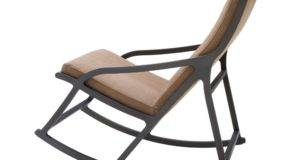 Furniture Armchairs Chaise Longue Derive Ligne Roset Rocking