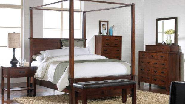 Furniture Canopy Bed Steps Take Care Home