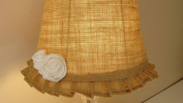 Furniture Choose Lamp Shade Burlap