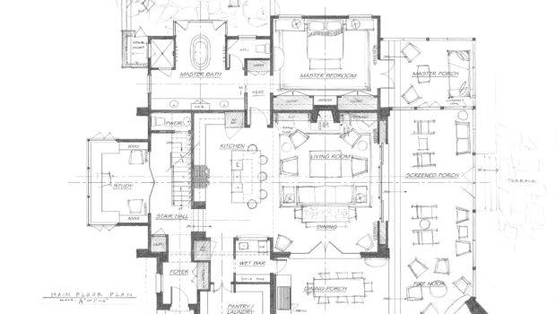 Furniture Floor Plan Decobizz