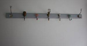 Furniture Hat Rack Hang Coat Brass Hook Toronto Hangers Old