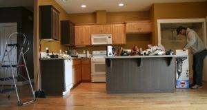 Furniture Ideas Kitchen Wall Color Maple Cabinets
