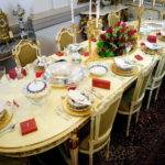 Furniture Italian Table Setting Ideas