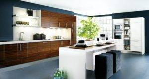 Furniture Small Spaces Modern Kitchen Design Trends