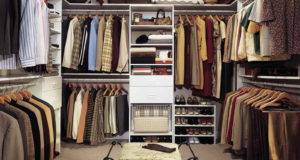 Furniture Walk Closet