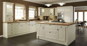 Furniture Wonderful Modern Style Kitchen Cabinets Designed White