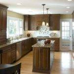 Futuristic Wooden Kitchen Cabinet Door Types Decobizz