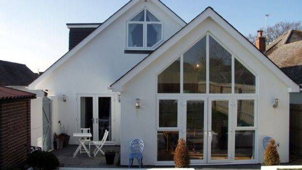 Gable End Windows Glazing Pinterest House Extensions