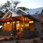 Gabled Leed Platinum Newcomer House Georgia Cost Just Per