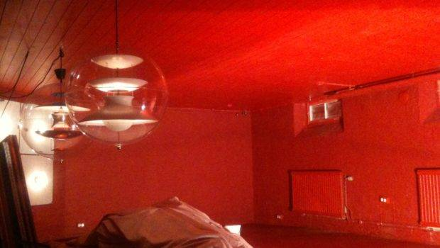 Galleries Red Painted Rooms Homes Alternative