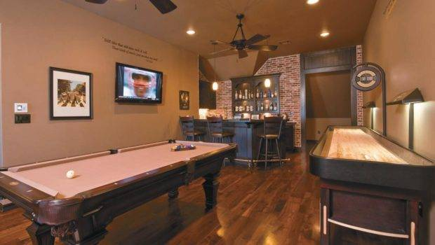 Game Room Ideas House