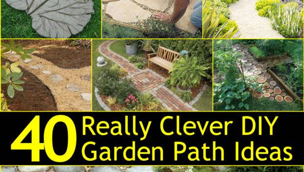 Garden Paths Not Only Mark Safe Places Your Walk They